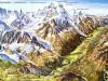 Mont-Blanc-vallée-de-Chamonix