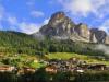 Alta Badia - Corvara (Bolzano) m. 1568 - Il Sassongher m. 2665