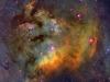 NGC7822/Ced214 in Cepheus